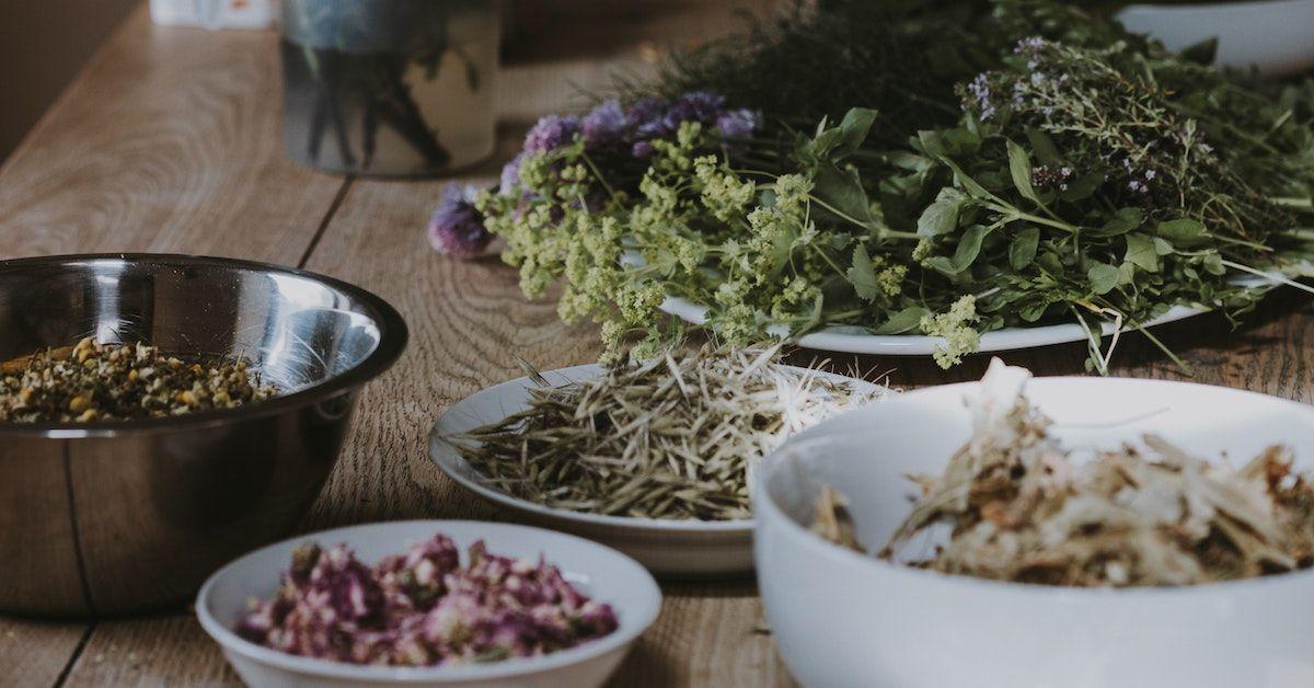Uso de Hierbas Aromáticas